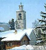 A Church in Pirin Macedonia